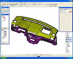 3DCADデータ支援(IGES) 5軸加工・マスターモデル