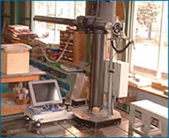 納品寸法検査 工程 検査治具